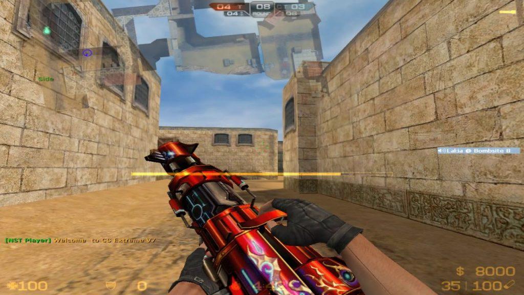 Counter Strike Extreme v7 full version